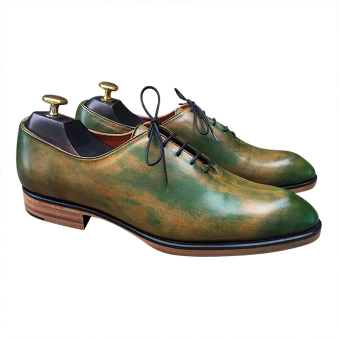 Casual smart leather shoes for men