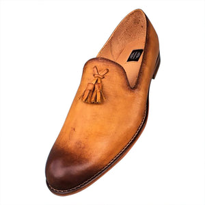 Hand crafted premium leather men's shoes