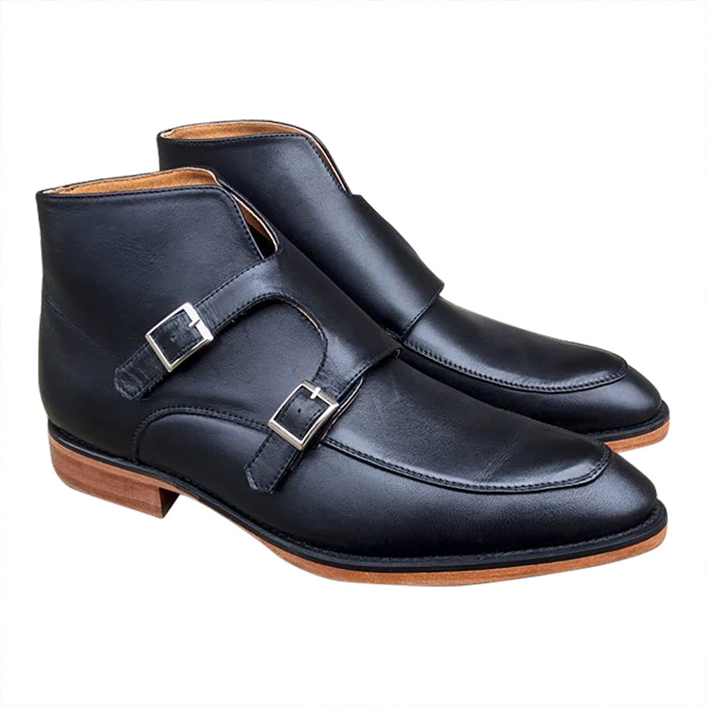 Black Boots for men's