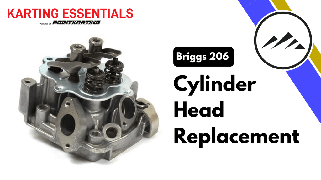 How to Replace the Cylinder Head on a Briggs 206