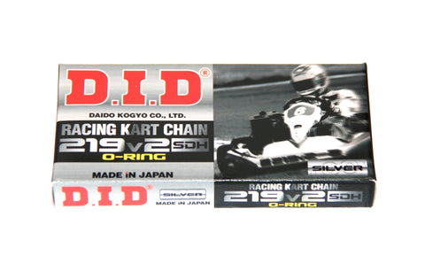 D.I.D. #219 O-Ring Chain