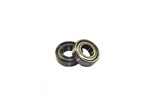 17mm Bearings for Direct Spindle Mount Rims (Pack of 2)  PointKarting.com