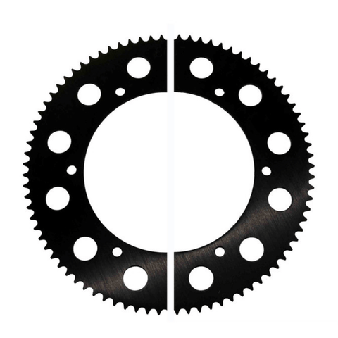 "RLV #219 ""Black Magic"" Sprockets (Split)"