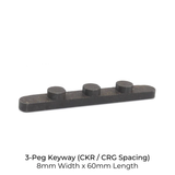 3-Peg-Kart-Axle-Keyway-8mm-7;5keyway