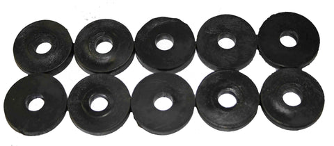 Floortray Rubber Grommets (Pack of 10)   PointKarting.com