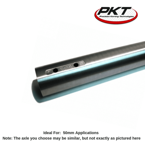 PKT 50mm Axles