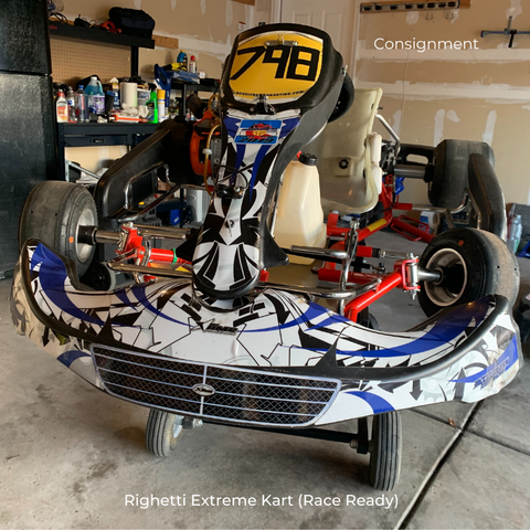 Righetti Extreme Kart w/Used 206