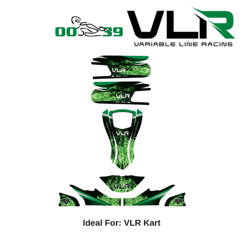 VLR Emerald Graphics Kit