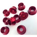 Anodized-Aluminum-Curved-Washer-Red