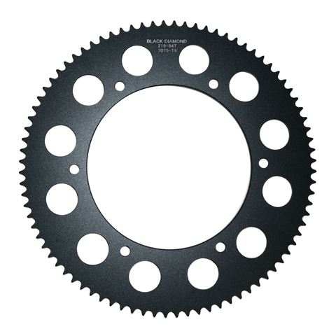#219 Black Diamond Sprocket Go Kart Sprocket