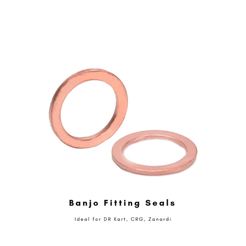 Copper Banjo Fitting Seals