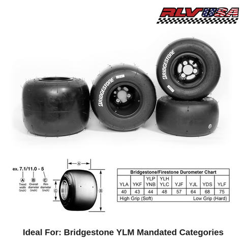 Bridgestone YLM Tires