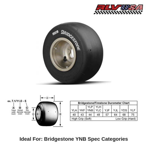 Bridgestone YNB Tires
