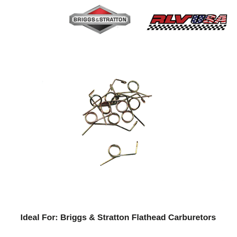 Briggs & Stratton Carburetor Return Spring (Flathead)