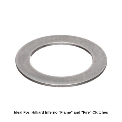 Hilliard Inferno Internal Clutch Spacer (Flame / Fire)
