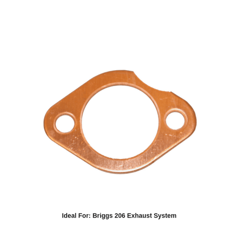 Briggs-206-Exhaust-Gasket-Copper