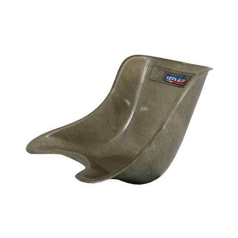 IMAF DR Kart Racing Seat Gold Resin PointKarting.com