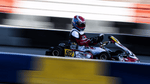 DR M99 Kart Chassis KF On Track