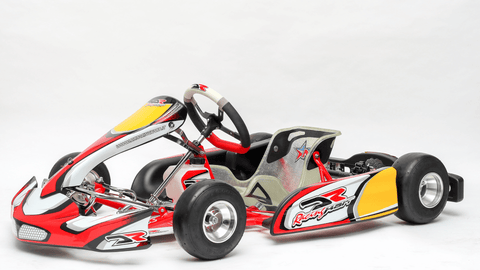 DR Mini 18 Kart Chassis (Cadet) - Point Karting