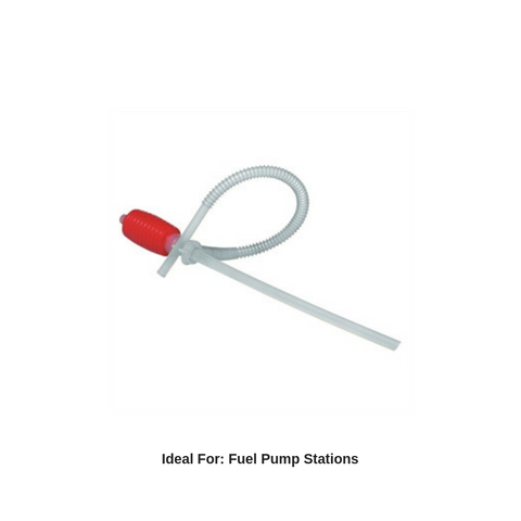 Hand Fuel Pump for Fuel Systems Go Kart