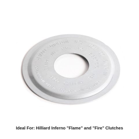 Hilliard Inferno Clutch Cover (Flame / Fire)