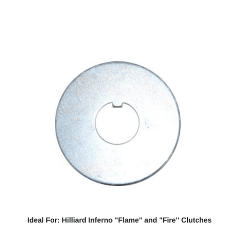 Hilliard Inferno Clutch Shoe Retainer Spacer (Flame / Fire)
