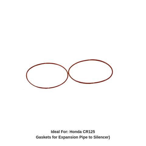 Honda CR125 Exhaust Gaskets
