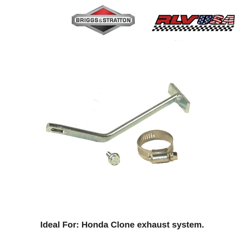 Briggs & Stratton Honda / Clone Exhaust Support Bracket