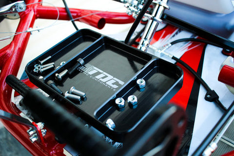 Billet Parts Tray PointKarting.com