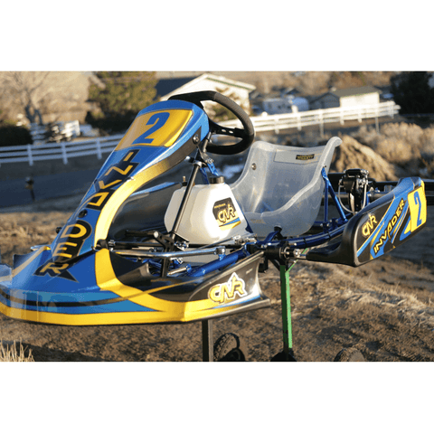 Invader 4-Cycle Pro Chassis | PointKarting com – Point Karting