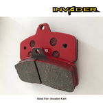 Invader Brake Pad (set)