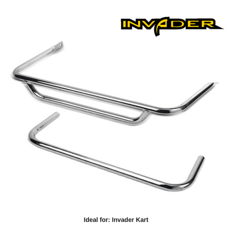 Invader Front Bumper Nerf Bar Kit