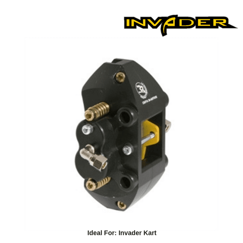 Invader-Kart-Brake -Caliper-Rear- Complete