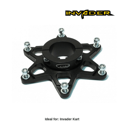 Invader Sprocket Carrier (40mm)