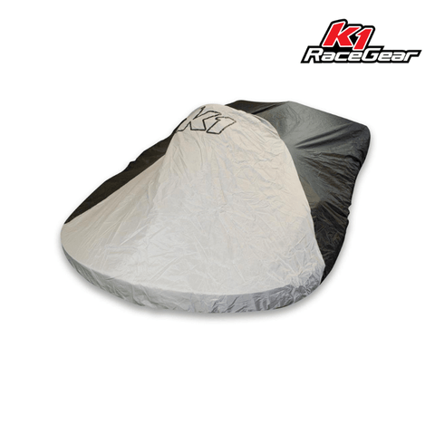 K1 Race Gear Go Kart Cover Black