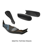 KG FP7 Bodywork Set Complete with Duo / Evo Side Pods - Point Karting