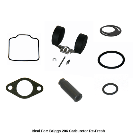 LO206 Carburetor Rebuild Kit