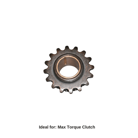 Max Torque Clutch Drive Sprockets