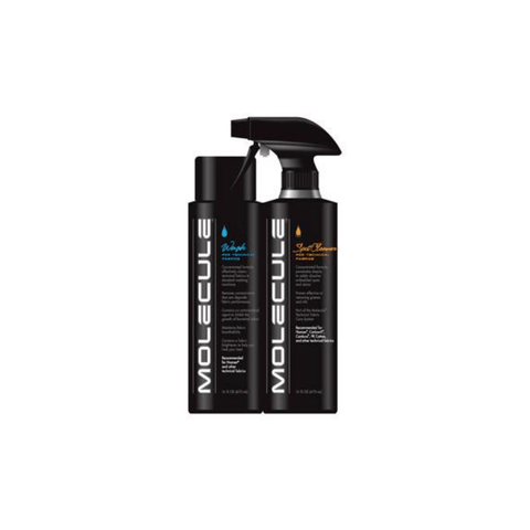 Molecule Wash Kit for Racewear, Racing Suits