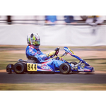 CKR Stingray Racing Kart KA 100 on Track