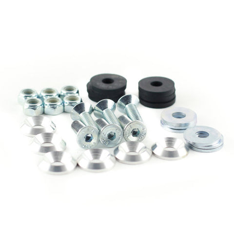 Floorpan Hardware Kit (6 sets bolts, washers, nuts) PointKarting.com
