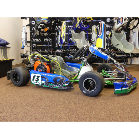 Used-Racing-Kart-206-Cadet