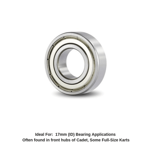 Righetti 17mm (ID) Bearings