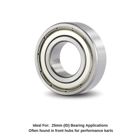 Righetti 25mm (ID) Bearings