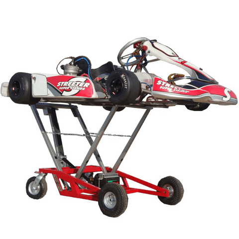 Streeter-Super-Lift-Go-Kart-Stand-Electric