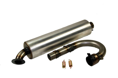 Auxiliary Exhaust Silencer Kit (TaG Engine)