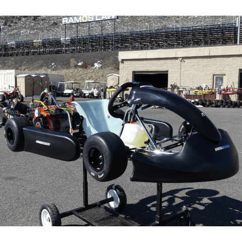 VLR Sapphire Go Kart Chassis