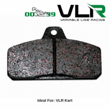 VLR Brake Pads (Set of 2)