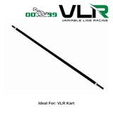 VLR Brake Rod w/ Plastic Cover