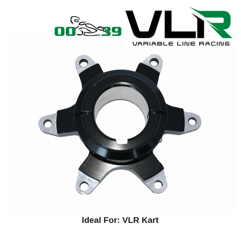 VLR Sprocket Hub - Point Karting